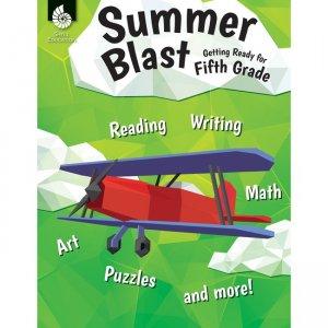 Shell Education Summer Blast Student Workbook 51555 SHL51555