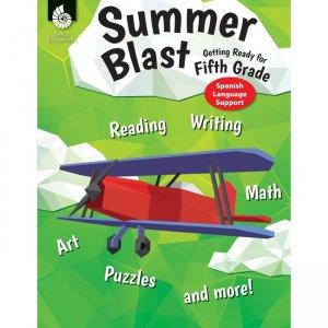 Shell Education Summer Blast Spanish Workbook 86130 SHL86130