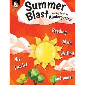 Shell Education Summer Blast Student Workbook 51550 SHL51550