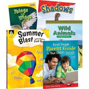 Shell Education Learn-At-Home Grade 1 Summer Bundle 51665 SHL51665