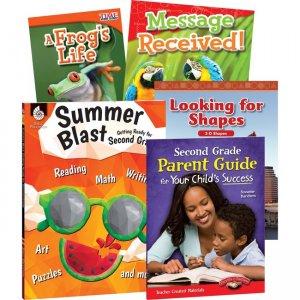 Shell Education Learn-At-Home Grade 2 Summer Bundle 51666 SHL51666