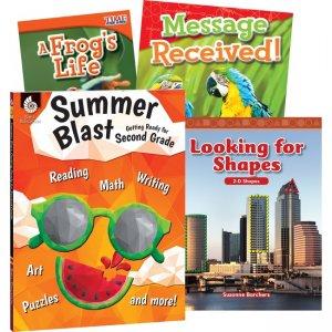 Shell Education Learn-At-Home Grade 2 Summer STEM Set 51672 SHL51672