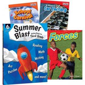 Shell Education Learn-At-Home Grade 3 Summer STEM Set 51673 SHL51673