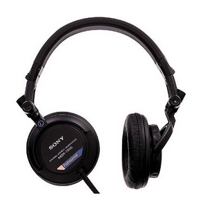 Sony Professional DJ Headphone MDR7505 MDR-7505