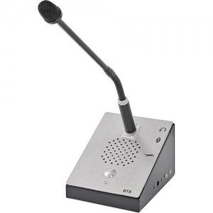 Quam Desktop Intercom Station, Gooseneck Microphone DTS1
