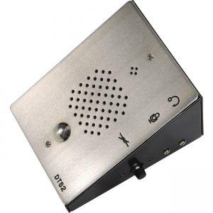 Quam Desktop Intercom Station, Flush Microphone DTS-2 DTS2