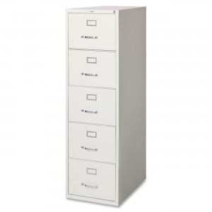Hirsh File Cabinet - 5-Drawer 17793 HID17793