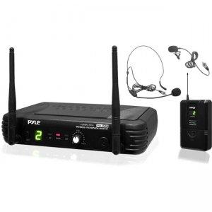 PylePro Premier Series Professional UHF Wireless Body-Pack Transmitter Microphone System PDWM1904