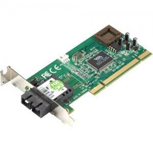 Black Box PCI Fiber Adapter, 100BASE-FX, Multimode, SC LH1360C-SC