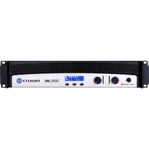 Crown Two-channel, 800W @ 4 Power Amplifier NDSI2000 2000