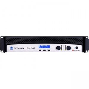 Crown Two-channel, 475W @ 4 Power Amplifier NDSI1000 1000