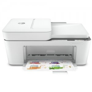 HP DeskJet Plus Wireless InkJet All-In-One Color Printer 3XV13A#B1F 4155