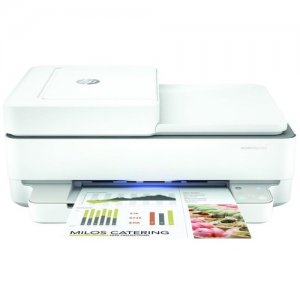HP Envy Pro Wireless InkJet All-In-One Color Printer 5SE45A#B1F 6455