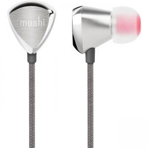 Moshi Vortex 2 In-Ear Headphones - Light Steel 99MO035243