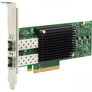 HPE 32Gb 2-port Fibre Channel Host Bus Adapter R2J63A SN1610E
