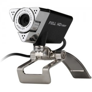 Aluratek HD 1080p Webcam AWC01F