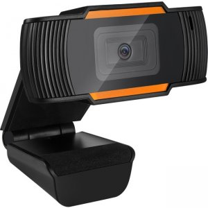 Adesso CyberTrack - 480P HD USB Webcam with Built-in Microphone CYBERTRACK H2 H2