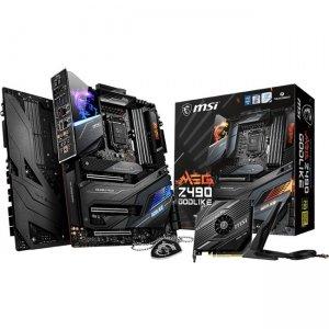 MSI MEG Desktop Motherboard Z490GODLIKE Z490 GODLIKE