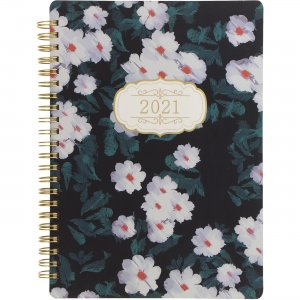 Rediform Floral Bloom Design Weekly Planner C081888 REDC081888