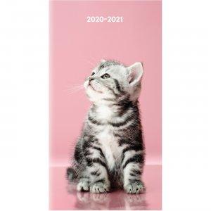 Rediform Cat Cover 18-month Pocket Planner CA41201 REDCA41201