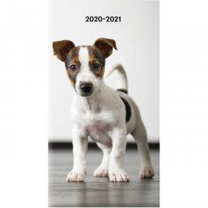 Rediform Dog Cover 18-month Pocket Planner CA41202 REDCA41202