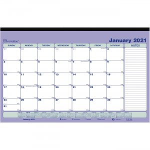 Rediform Magnetic Monthly Calendar C181700A REDC181700A