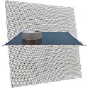 CyberData Syn-Apps Enabled 2 x 2 Ceiling Tile Drop-In Speaker 011522