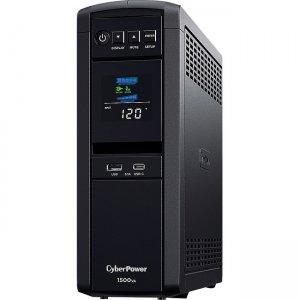 CyberPower PFC Sinewave 1500VA Tower UPS CP1500PFCLCDA