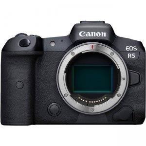 Canon EOS Mirrorless Camera Body Only 4147C002 R5