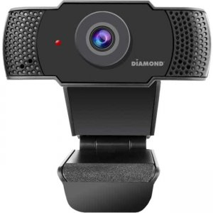 Diamond USB 1080P Webcam for Laptop and Desktop PC's for Video Conferencing WC1080