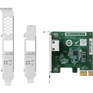 QNAP Single-Port 2.5 GBE Network Expansion Card QXG-2G1T-I225