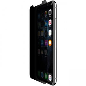 Belkin ScreenForce Tempered Glass Privacy Screen Protector for iPhone OVA005ZZ