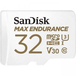 SanDisk MAX ENDURANCE microSD Card SDSQQVR-032G-AN6IA