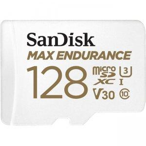 SanDisk MAX ENDURANCE microSD Card SDSQQVR-128G-AN6IA