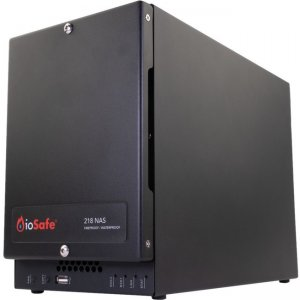 ioSafe NAS Storage System 218-20TB5YR 218