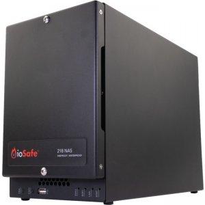 ioSafe NAS Storage System 218-S24TB5YR 218