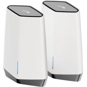 Netgear Orbi Pro WiFi 6 Tri-Band AX6000 WiFi System SXK80-100NAS