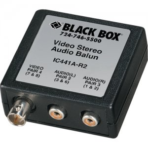 Black Box Video Console/Extender IC441A-R2