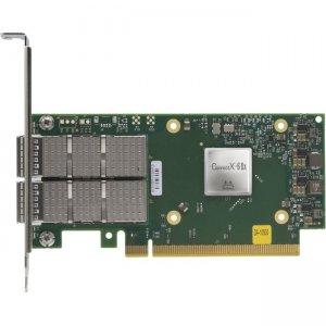 Lenovo ThinkSystem Mellanox ConnectX-6 Dx 100GbE QSFP56 Ethernet Adapter 4XC7A08248