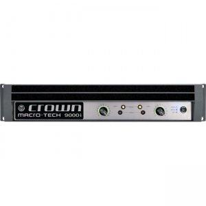Crown Two-channel, 4500W @ 4 Power Amplifier MA9000IDP-U-USFX 9000i