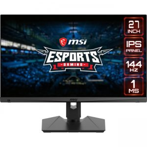 MSI Optix Widescreen Gaming LCD Monitor OPTIXMAG274 MAG274