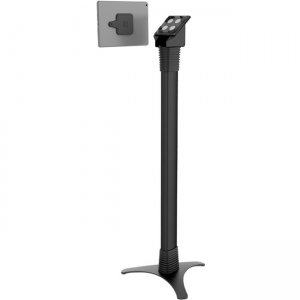 MacLocks Magnetix - Magnetic Tablet Floor Stand - Black MNTXADJ01