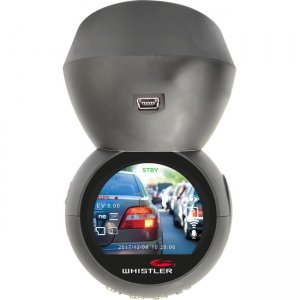 Whistler Dash Cam Automotive Digital Video Recorder D28RS