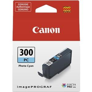 Canon Photo Cyan Ink Tank 4197C002 PFI-300