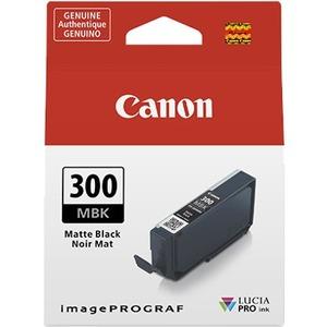 Canon Matte Black Ink Tank 4192C002 PFI-300
