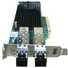 Dell Technologies LPe31002-M6-D Dual Port 16Gb Fibre Channel Host Bus Adapter - Low Profile 403-BBLR