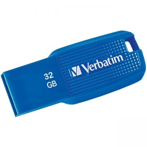 Verbatim 32GB Ergo USB 3.0 Flash Drive - Blue 70878