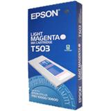 Epson Light Magenta Ink Cartridge T503011