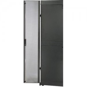 APC by Schneider Electric NetShelter SX 42U 600mm Wide Perforated Split Doors White AR7100W