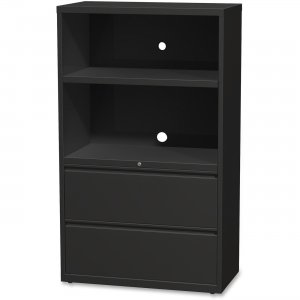 Hirsh FF Lateral File Combo Unit - 2-Drawer 21145 HID21145